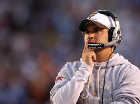 Is Josh McDaniels a coaching genius? (Photo by Donald Miralle/Getty Images)